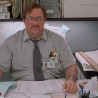 Stapler Scene, Office Space