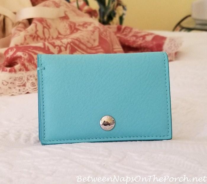Tiffany & Co. Card Case Wallet