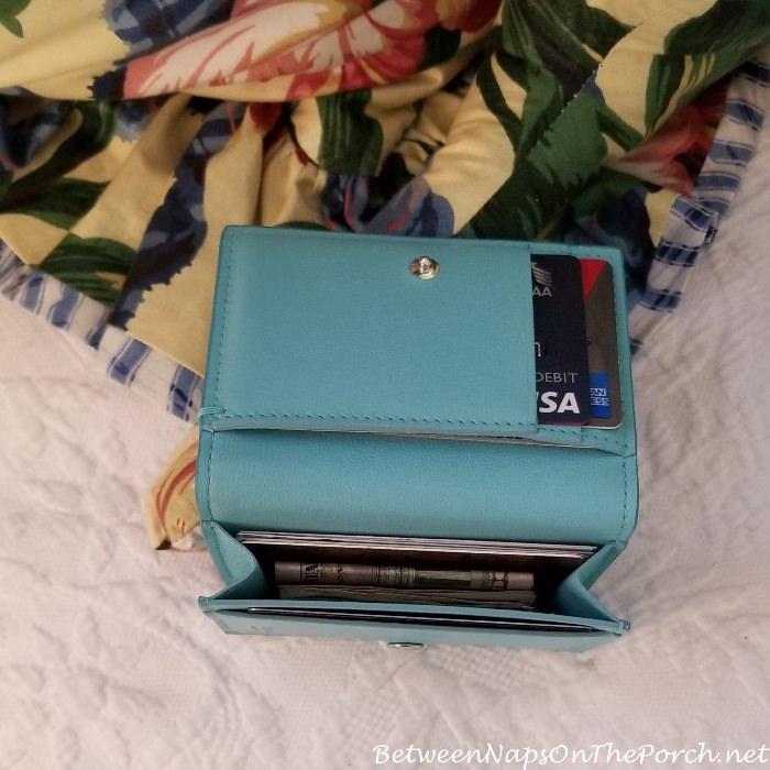 Tiffany & Co. Card Case-Wallet