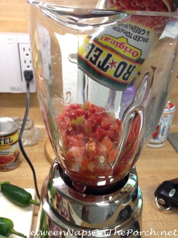 Yummy Home-Made Salsa Recipe