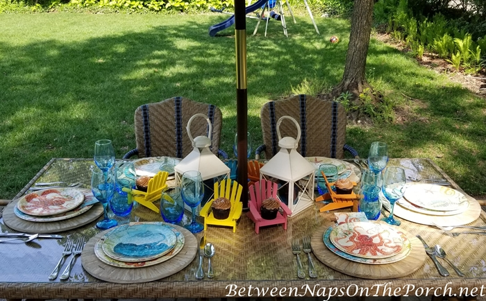 Dining Outdoors, Summer Entertaining 2