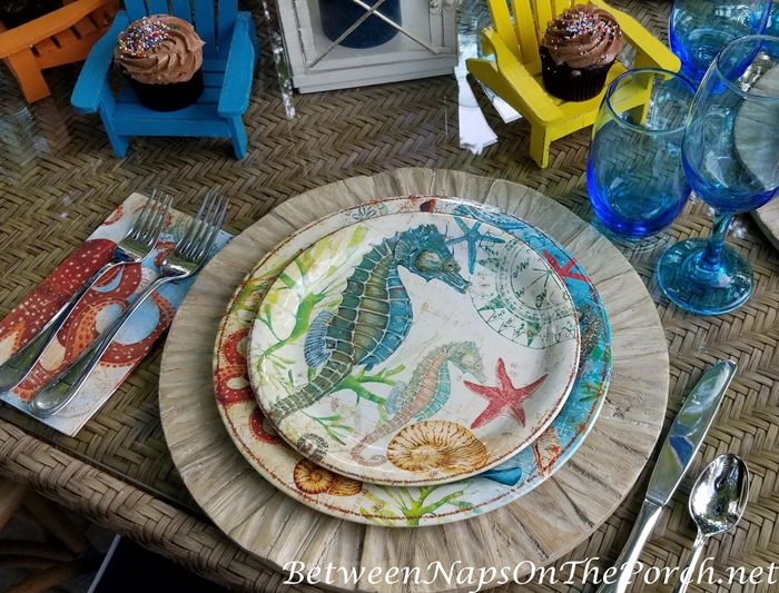 Melamine Dishware, Summer Dining 2