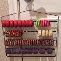 3 Fabulous Themed Table Settings & A Brilliant Napkin Ring Storage Idea