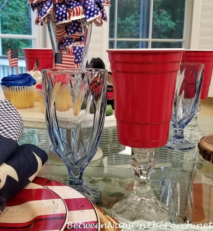 Noritake Breeze Glass, Red Solo Wine Glass
