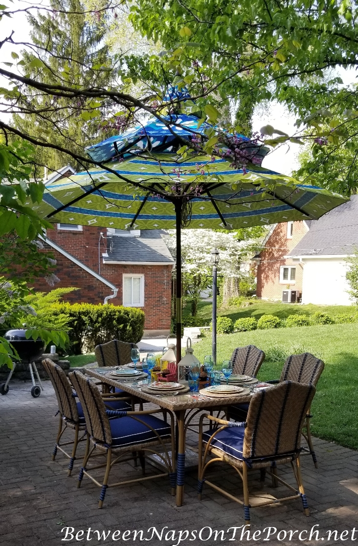 Outdoor Entertaining and Dining 2