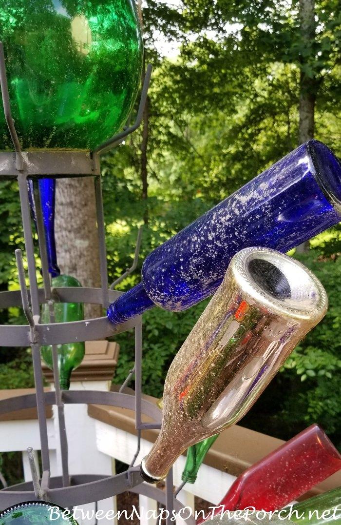 Washing Bottles, Bottle Tree
