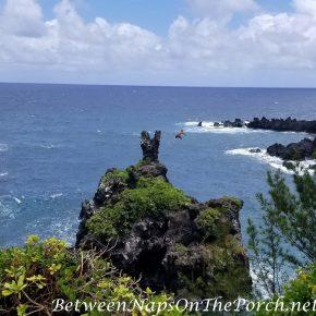 Crazy Jumper in Maui, Hawaii