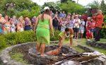 A Hawaiian Luau on the Island of Maui