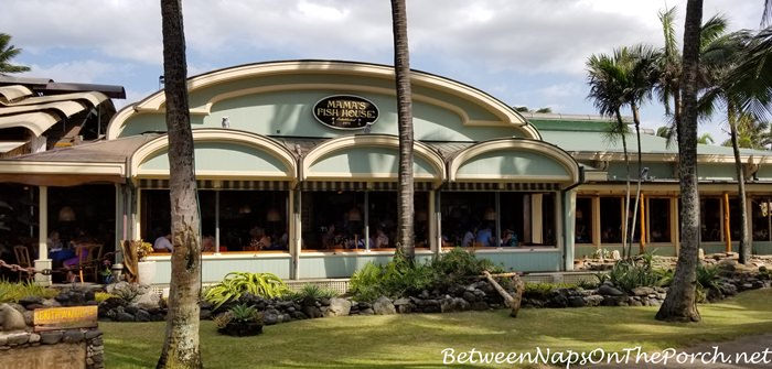 Dining at mama s fish house maui hawaii for Mamas fish house dress code