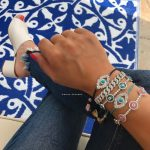 Evil Eye Bracelets: Whimsical & Great for Stacking
