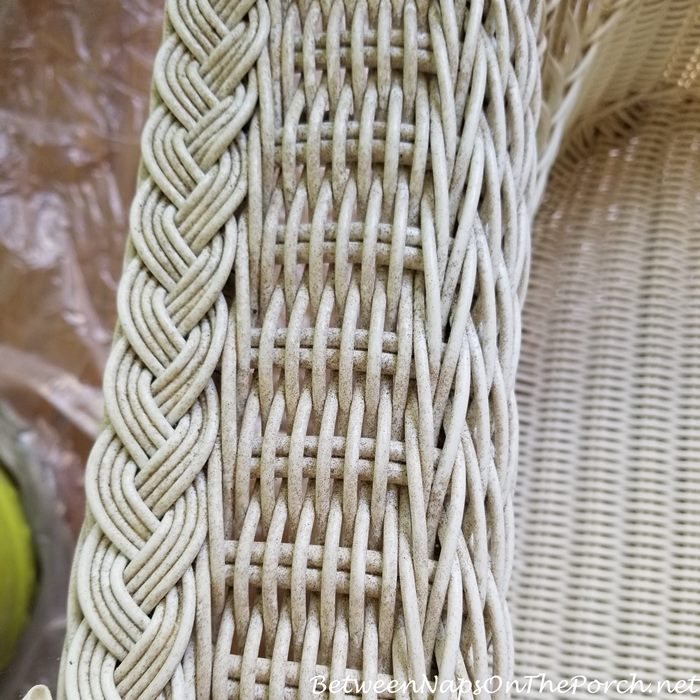 Cleaning Oudoor Wicker Porch Furniture