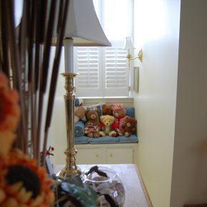 Dormer Window, Upstairs Family Room