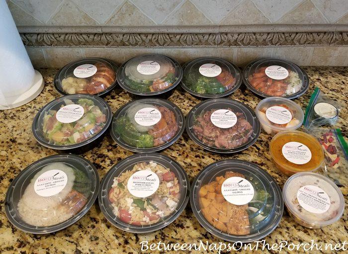 ISOFIT Meals