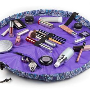 Makeup Travel Bag, So easy to access Makeup