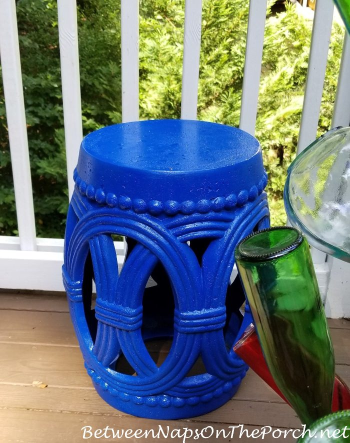Paint Outdoor Garden Stool