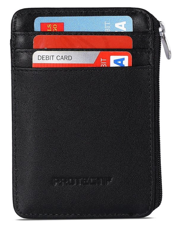 RFID Blocking Wallet, Perfect for Travel