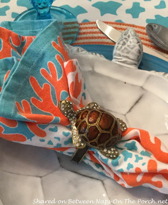 Turtle Napkin Rings