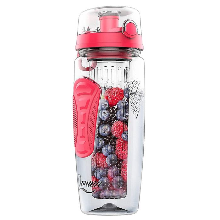 Water Bottle Infuser, Add Fruit