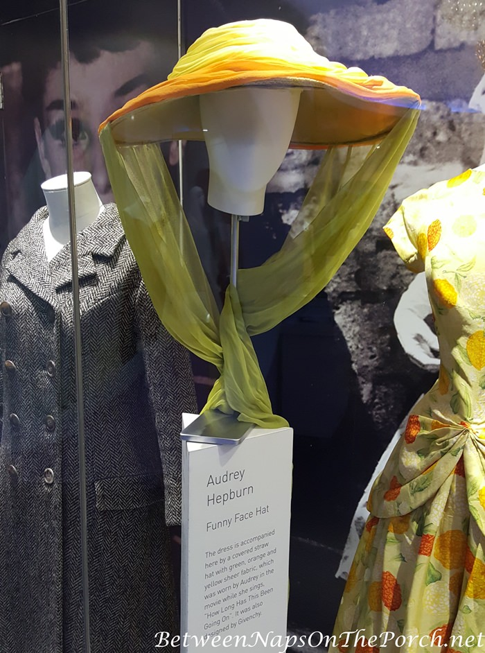 Audrey Hepburn's Hat from movie, Funny Face