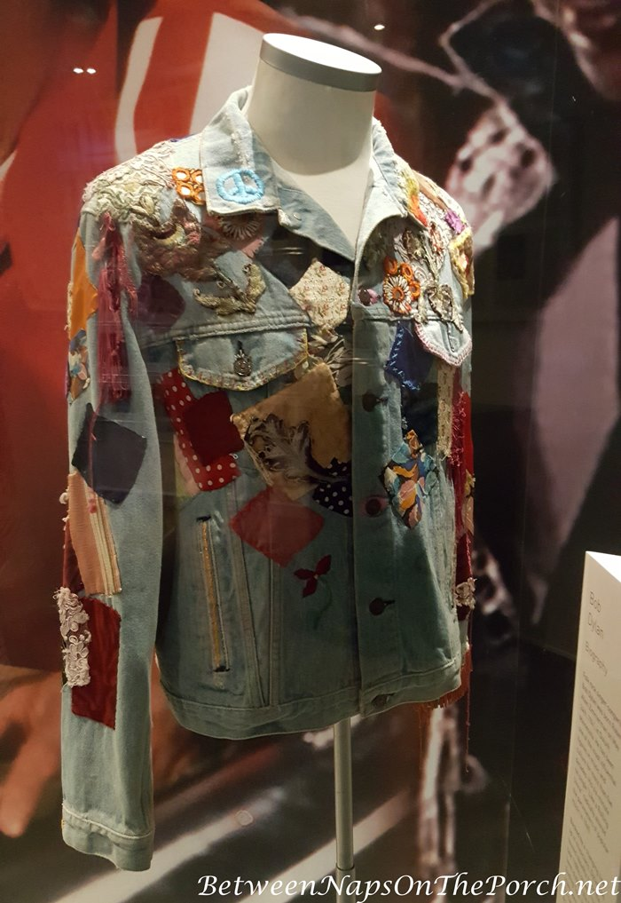 Denim Jacket worn by Bob Dylan as Billy Parker in 1987 Musical Drama, Hearts of Fire
