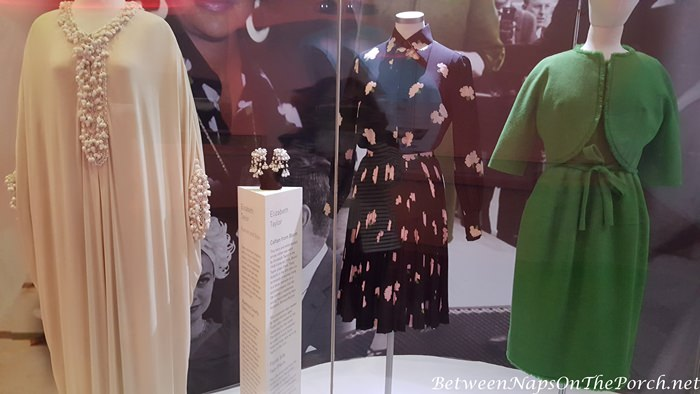 Dresses Worn by Elizabeth Taylor