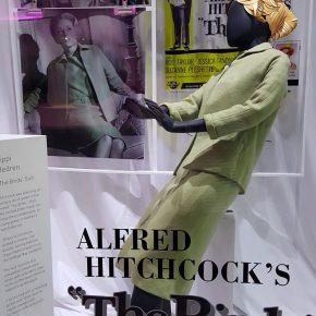 Green Suit Worn by Tippi Hedren as Melanie in Hitchcock Movie, The Birds