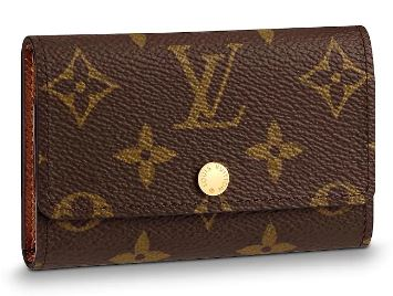 76dfac36acc I had been hearing YouTube fashion bloggers raving about the key holder for  literally years and finally decided to try it. Another LV ...