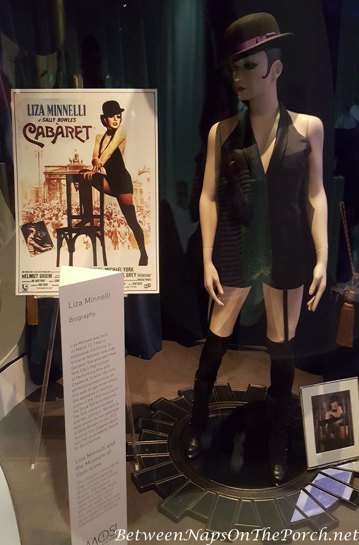 Stage Costume worn by Liza Minnelli as Sally Bowles in Cabaret