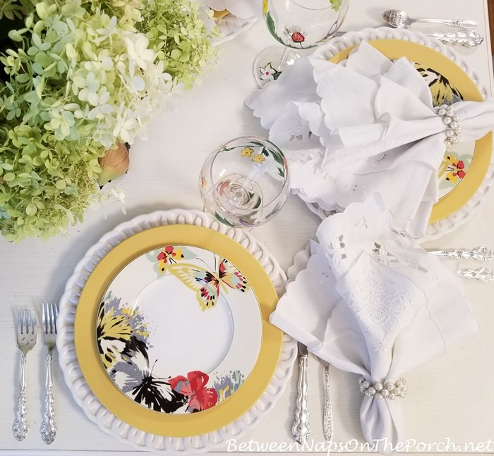 Summer Table with Noritake Colorwave