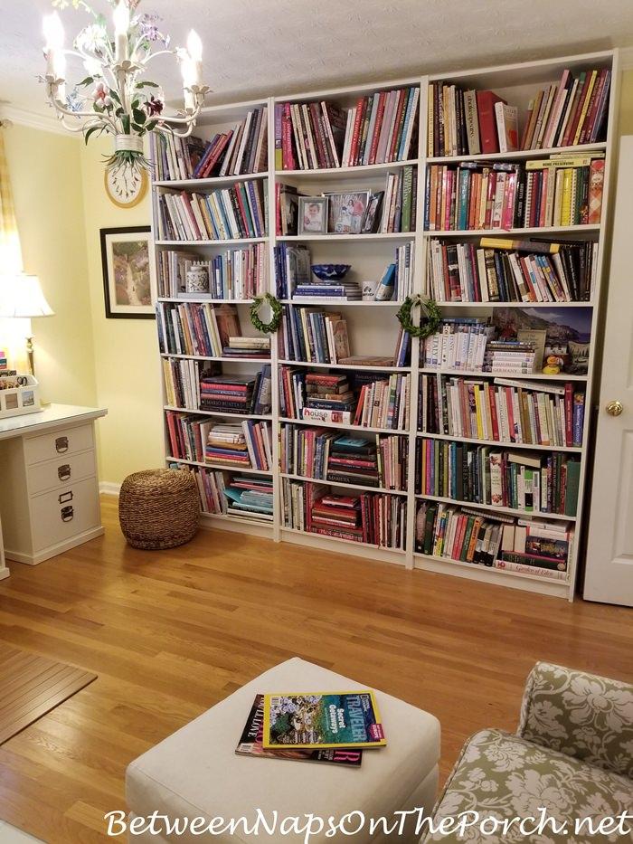 Bookcase Lamp