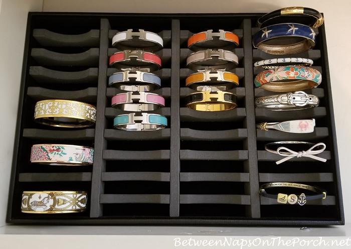 Bracelet Jewelry Storage