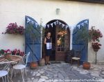French Cottage Becomes a Greek Taverna