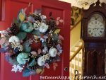 A New Autumn Wreath for the Front Door