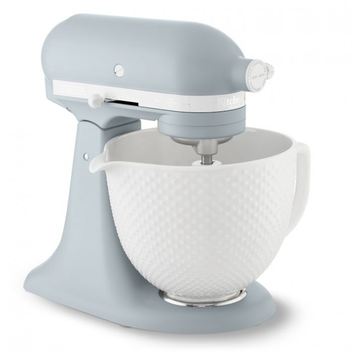 Kitchenaid Anniversary Limited Edition Mixer with Hobnail Bowl