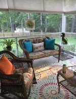 The Perfect Spot for Leaf Peeping & A Creative Way to Repurpose Vintage Crab Pots