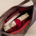 "What's Inside My Travel Handbag & ""Luxury"" Travel-Themed Toothpaste"