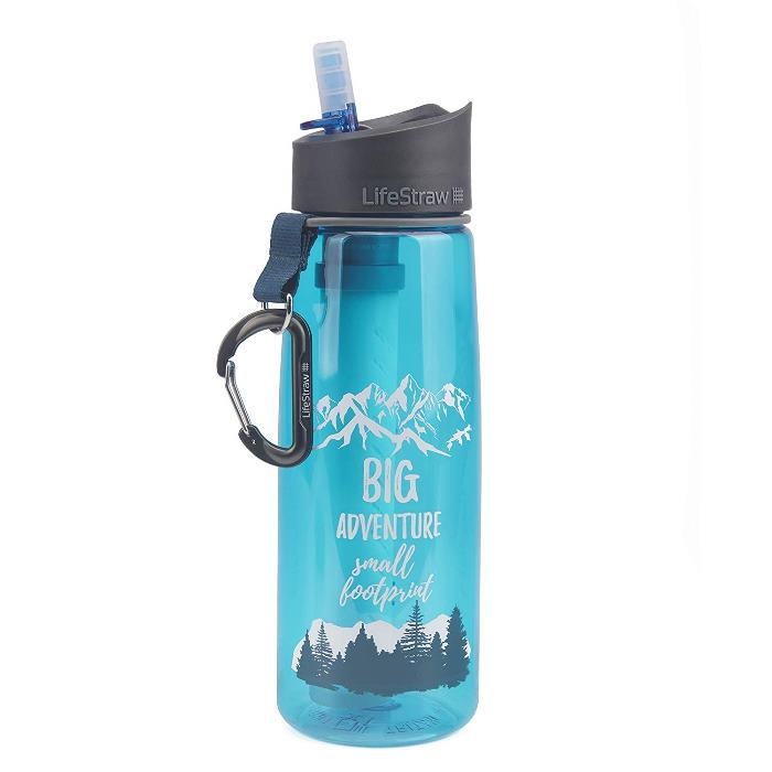 Best Water Filter Bottle for Travel