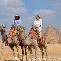 Camel Ride, Giza Plateau, Egypt