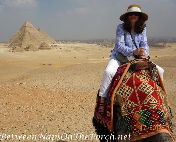 Camel Ride, Giza Plateau