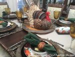 A Canadian Thanksgiving Celebration with Harvest Pumpkin China