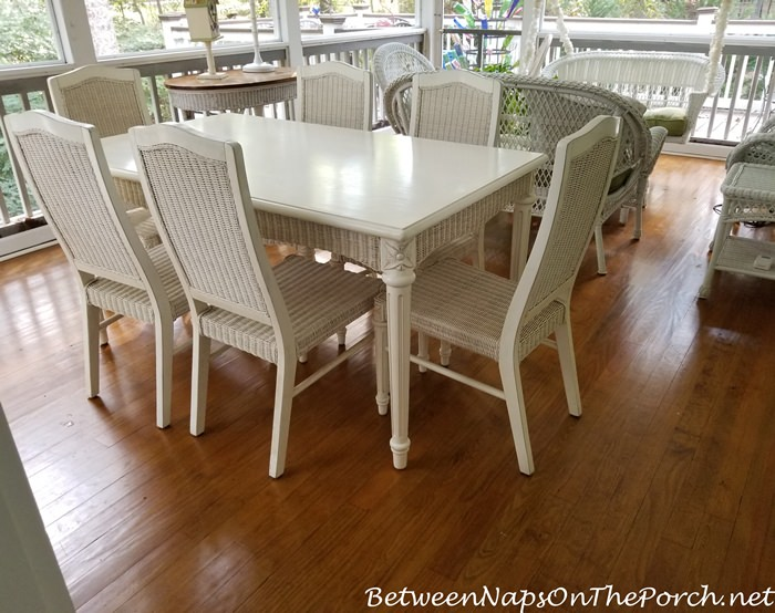 Cleaning Wood Porch Flooring