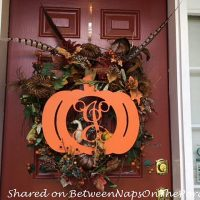 Fall Autumn Door Decorating Ideas
