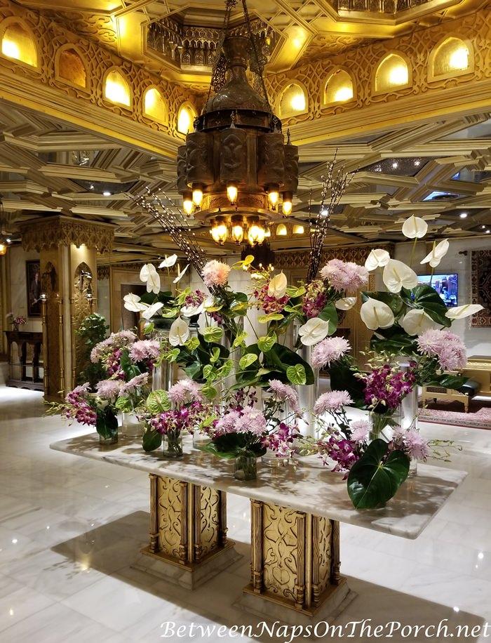 Marriott Mena House Hotel, Cairo Egypt