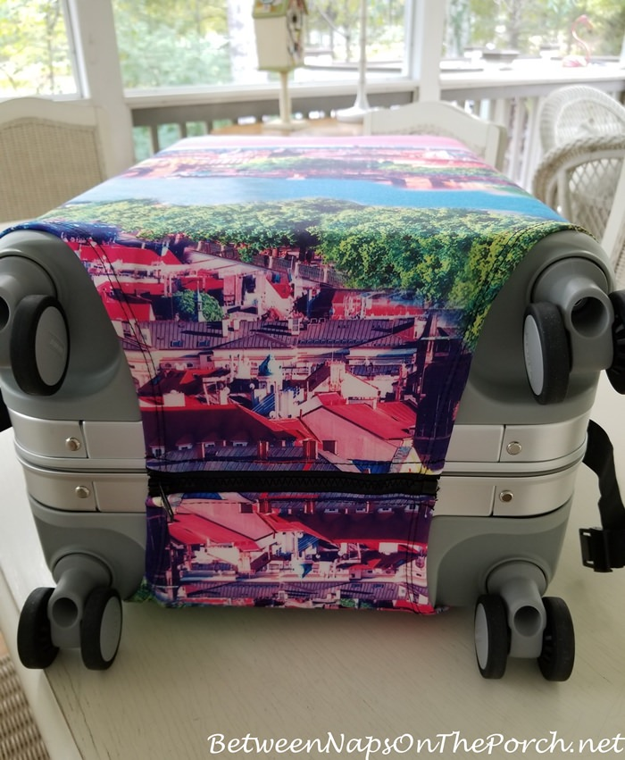 Protect Luggage from Damage with Luggage Cover