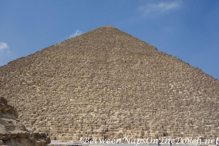Pyramid of Khufu, Pyramid of Giza