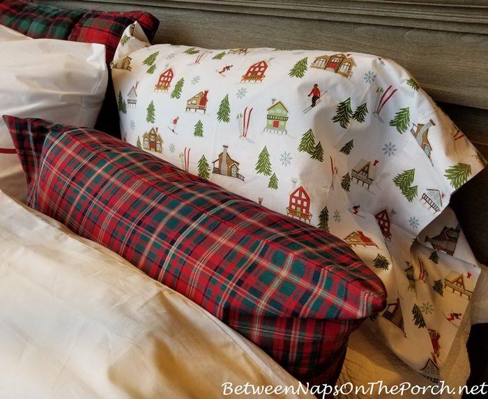 Whimsical Christmas Pillowcases