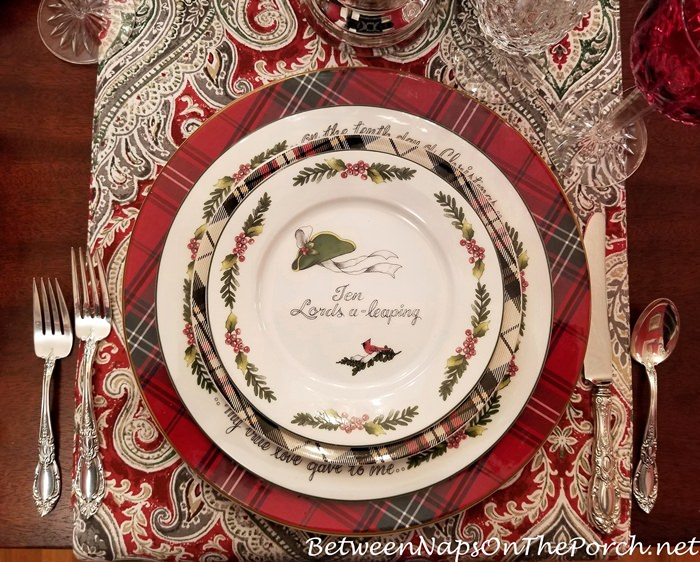10 Lords a-leaping, 12 Days of Christmas China, Valerie Parr Hill