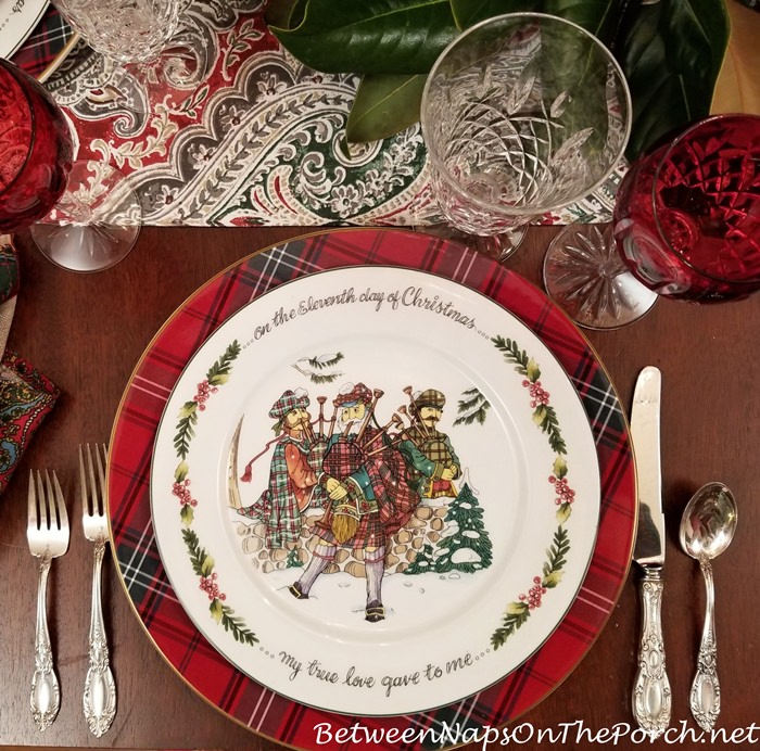 11th Day of Christmas China, Valerie Parr Hill