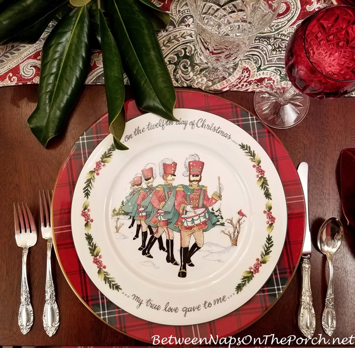 12th Day of Christmas China, Valerie Parr Hill