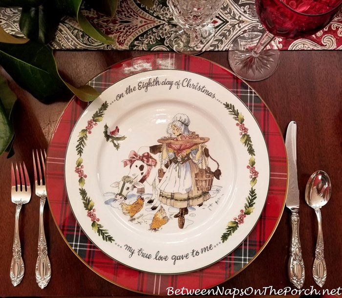 8th Day of Christmas China, Valerie Parr Hill
